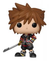 Funko POP Kingdom Hearts III Sora and Soldier Heartless