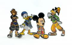Kingdom Hearts FiGPiNS