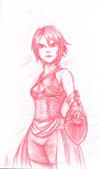Aqua Sketch