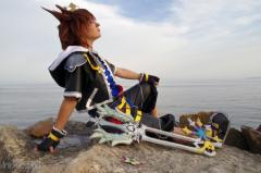 My Sora Cosplay
