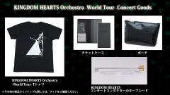 Kingdom Hearts Orchestra World Tour Merchandise