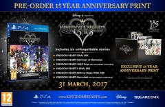 Kingdom Hearts HD 1.5 + 2.5 ReMIX GAME stores pre-order bonus