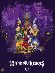 Kingdom Hearts 1 Poster