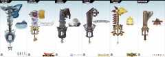 Keyblade Set   Playstation 1