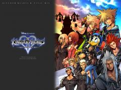 Kingdom Hearts II Final Mix+ website