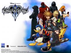 Kingdom Hearts II, North American website