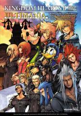 Kingdom Hearts II Final Mix+ Ultimania
