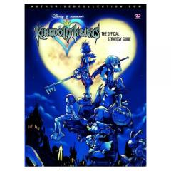Kingdom Hearts The Official Strategy Guide