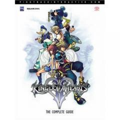 Kingdom Hearts II The Complete Guide