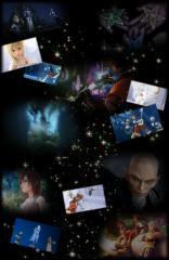 KINGDOM HEARTS series, Japanese website