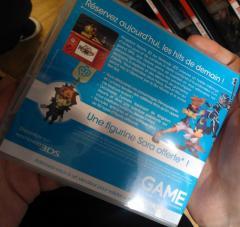 Kingdom Hearts 3D, European advertising