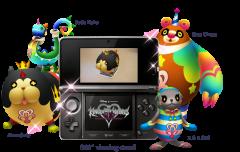 Kingdom Hearts 3D Pre-Order