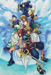 Kingdom Hearts Art Cards