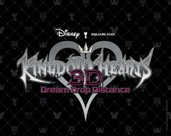 Kingdom Hearts 3D, International website
