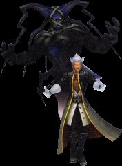 Kingdom Hearts 3D, Characters