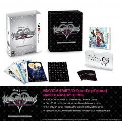 Kingdom Hearts 3D Mark of Mastery Edition