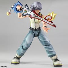 Kingdom Hearts 3D Play Arts Kai