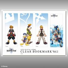 Kingdom Hearts II Bookmark Set