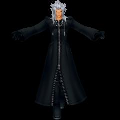 Kingdom Hearts HD 1.5 ReMIX, Characters