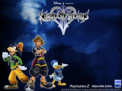 Kingdom Hearts II, European website