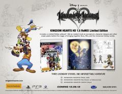 4867Kingdom Hearts HD ReMIX Limited Edition_OFLC