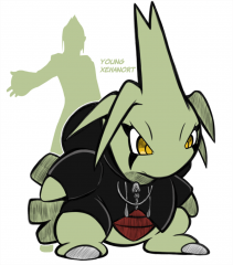 Pocket Monsters of Organization XIII: Young Xehanort