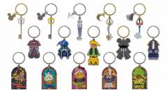 0016104 ichiban kuji kingdom hearts kuji metal keychains individuals Charm Collection
