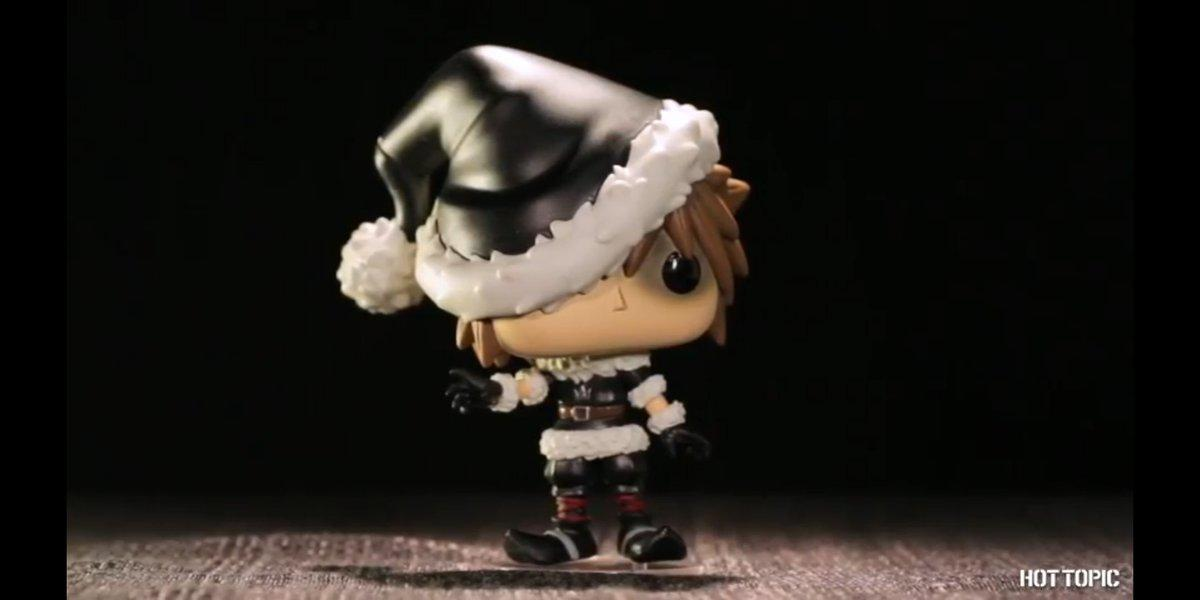 Nightmare Before Christmas Sora.Updated Funko Pop Christmas Town Sora Revealed As A Hot