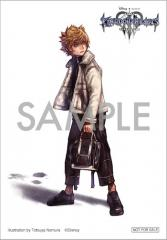 Kingdom Hearts III SuperGroupies Roxas Apparel and Accessories