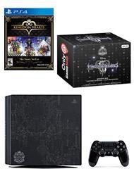 Gamestop.com Exclusive PlayStation 4 Pro 1 TB Kingdom Hearts III  Fan Bundle