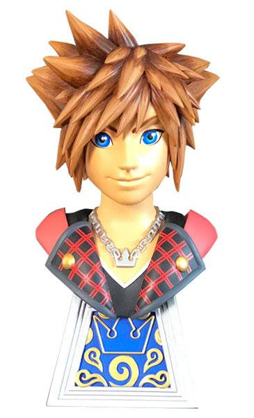 Diamond Select Kingdom Hearts III Sora Bust