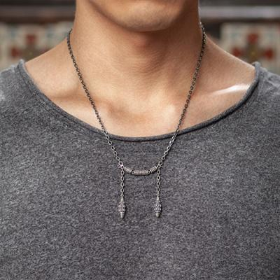 U Treasure Organization XIII Silver & Gold Necklace
