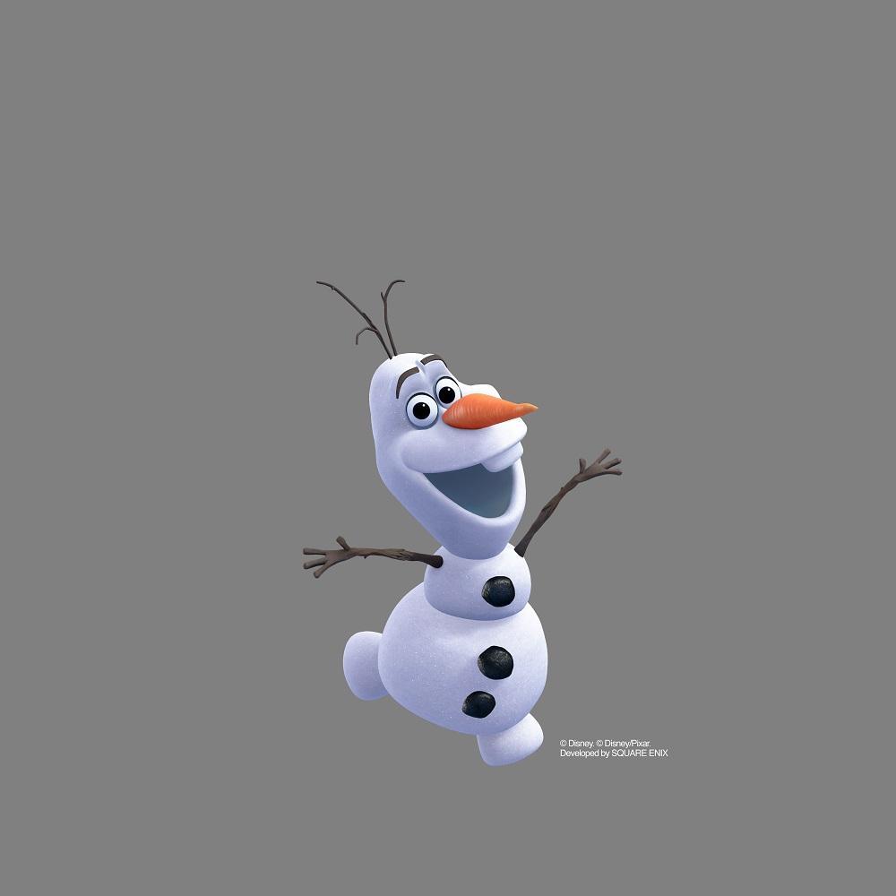 2018-12-13 Kingdom Hearts III December Character Artwork