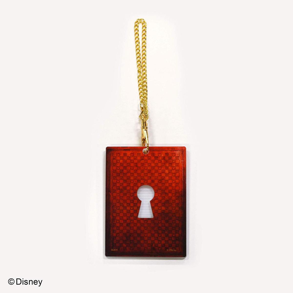 Acrylic Pass Holder - Twilight