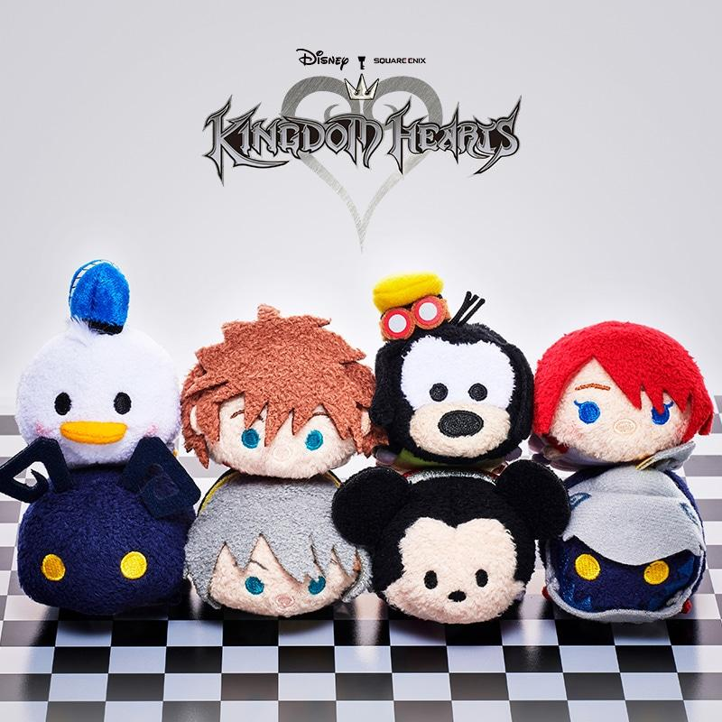 Kingdom Hearts Tsum Tsums