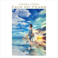 Face My Fears Utada Hikaru Illustration jacket