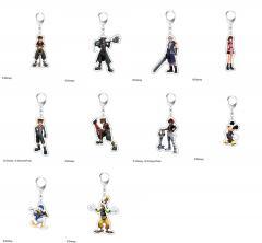 Kingdom Hearts III Sora Acrylic Key Holder