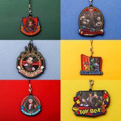 7-Net Japan Kingdom Hearts III memorial straps pre-order