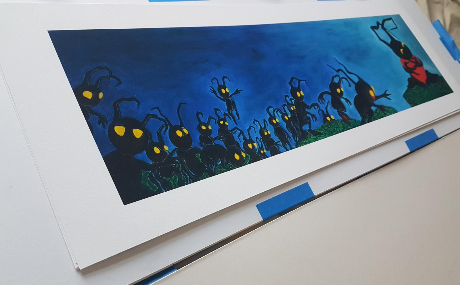 Heartless (limited edition prints)