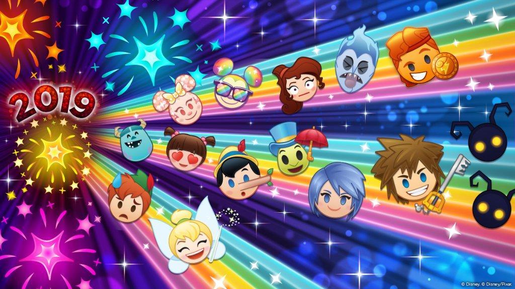 Disney Emoji Blitz Kingdom Hearts III event