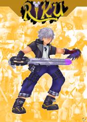 Character Card - Riku