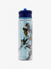 Kingdom Hearts Birth By Sleep Poster Water Bottle 2.PNG