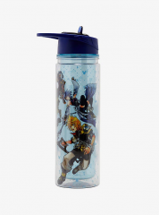 Kingdom Hearts Birth By Sleep Poster Water Bottle 1.PNG