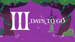 Kingdom Hearts III 3 days to go video