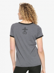 Kingdom Hearts Organization XIII Girls Ringer T-Shirt 2.PNG