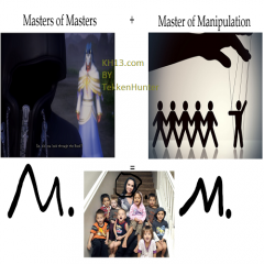 who is the master of masters
