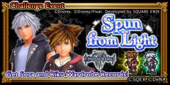 2019-02-19 Final Fantasy Record Keeper Kingdom Hearts Event