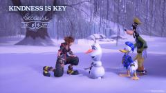 Because of You Kingdom Hearts III Wallpaper