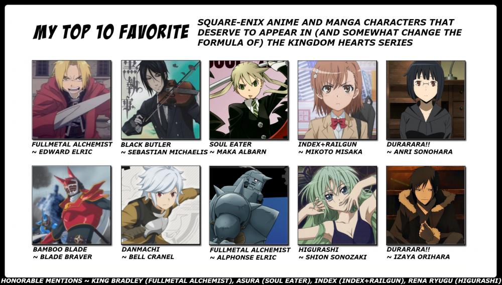 My Top 10 Gangan Comics Characters for Kingdom Hearts.png