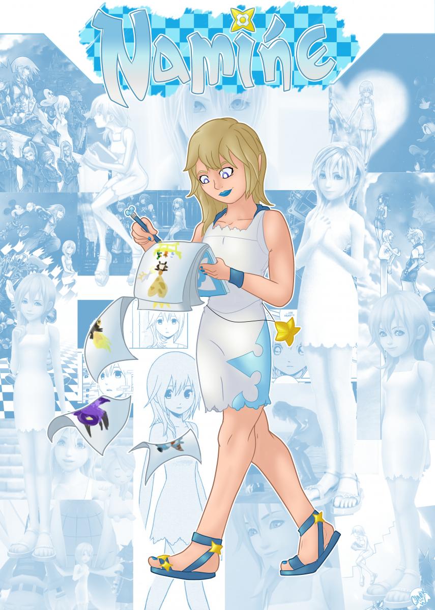 Character Card - Namine